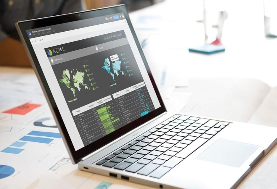 Profesjonalna wizualizacja danych za darmo - Google Data Studio