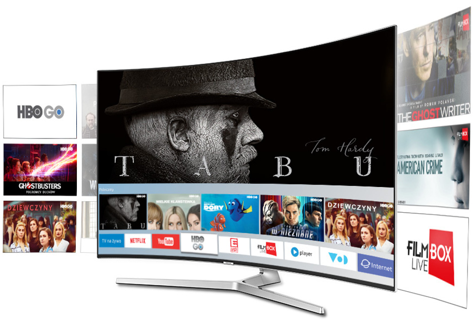 Na telewizorze Samsung QLED będzie co oglądać