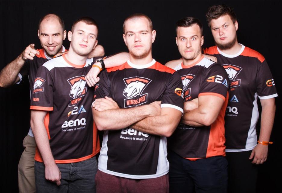 Virtus.pro zmiażdżone - Polakom w turnieju SL i-League towarzyszy pasmo porażek