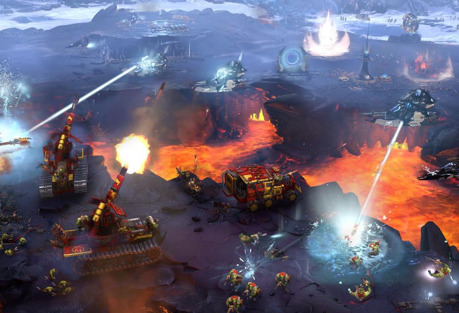 Dawn of War III - garść filmików i kilka słów o detalach