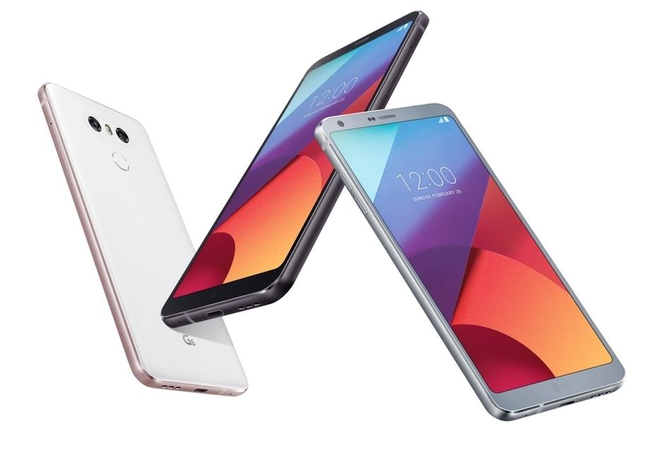 LG G6 w wersji z Quad DAC opuści rynek koreański