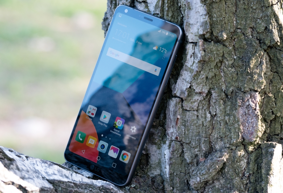 LG G6 - test nowocześnie konserwatywnego smartfona | zdjęcie 3