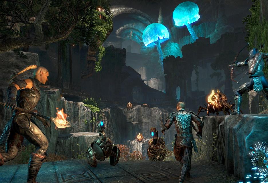 Przez najbliższy tydzień gramy za darmo w The Elder Scrolls Online