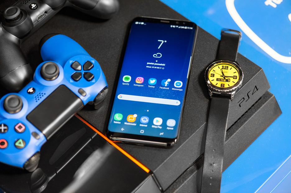 Galaxy S8+ - Samsung dokonał cudu | zdjęcie 1