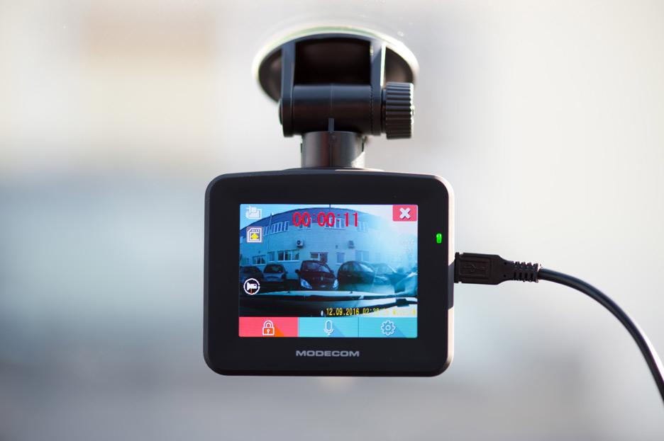 Dobry, ale tani wideorejstrator? Modecom REC MC-CC14 FHD TS udowadnia, że to możliwe | zdjęcie 1