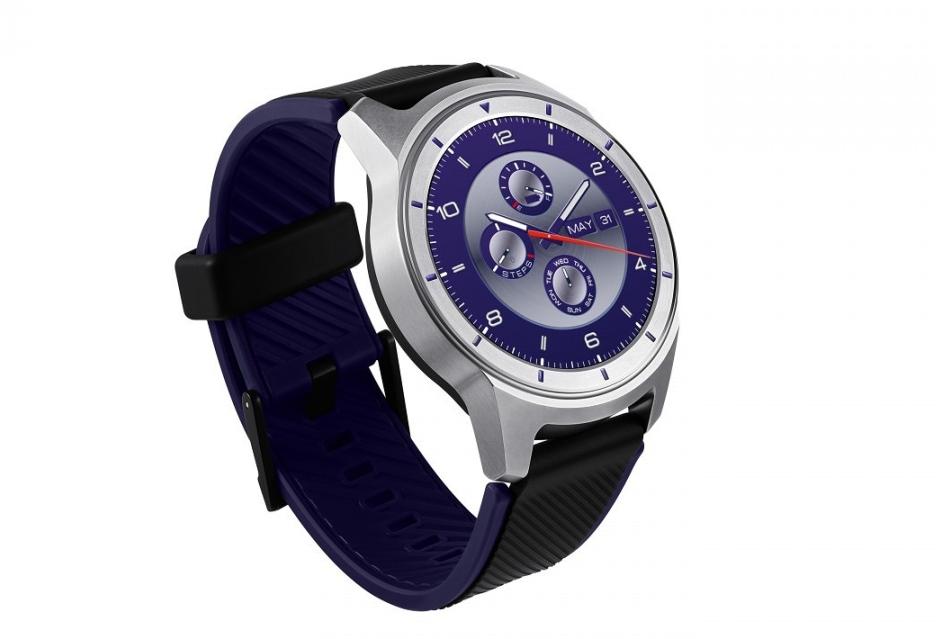 ZTE Quartz to smartwatch mający punktować baterią