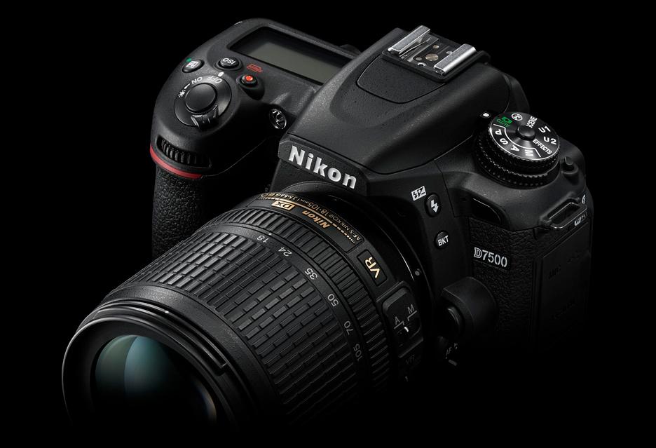 Nikon D7500 - lustrzanka APC-C średniego segmentu co się zowie