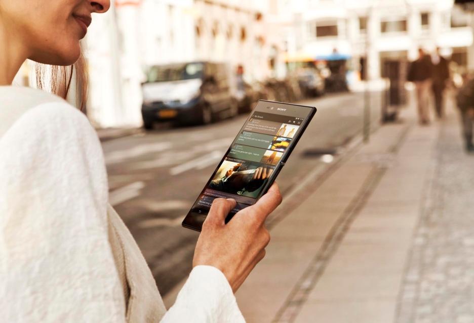 Sony pozostaje na rynku smartfonów, ale nie planuje rywalizacji z liderami