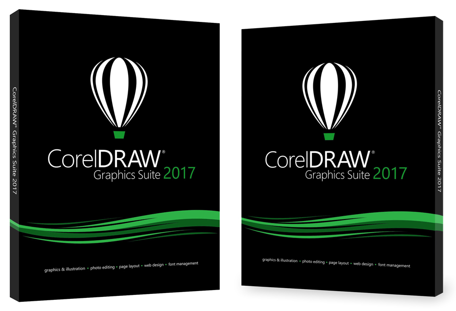CorelDraw Graphics Suite 2017 już dostępny - teraz wykorzystuje elementy SI