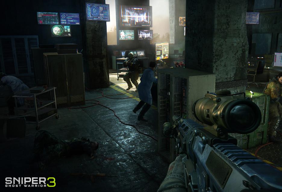 Sniper: Ghost Warrior 3 - symulator twardziela na zwiastunie