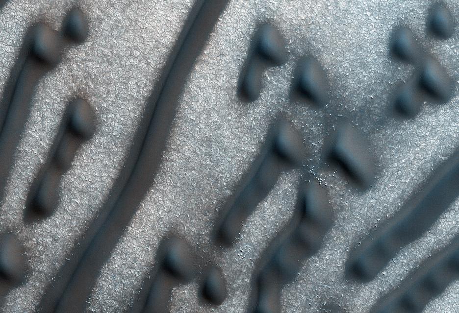 Nie tylko centrum danych Google na zdjęciach Marsa wygląda ciekawie