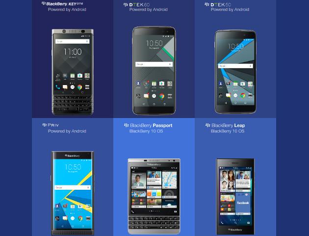 BlackBerry dostanie 800 mln dolarów od Qualcomm