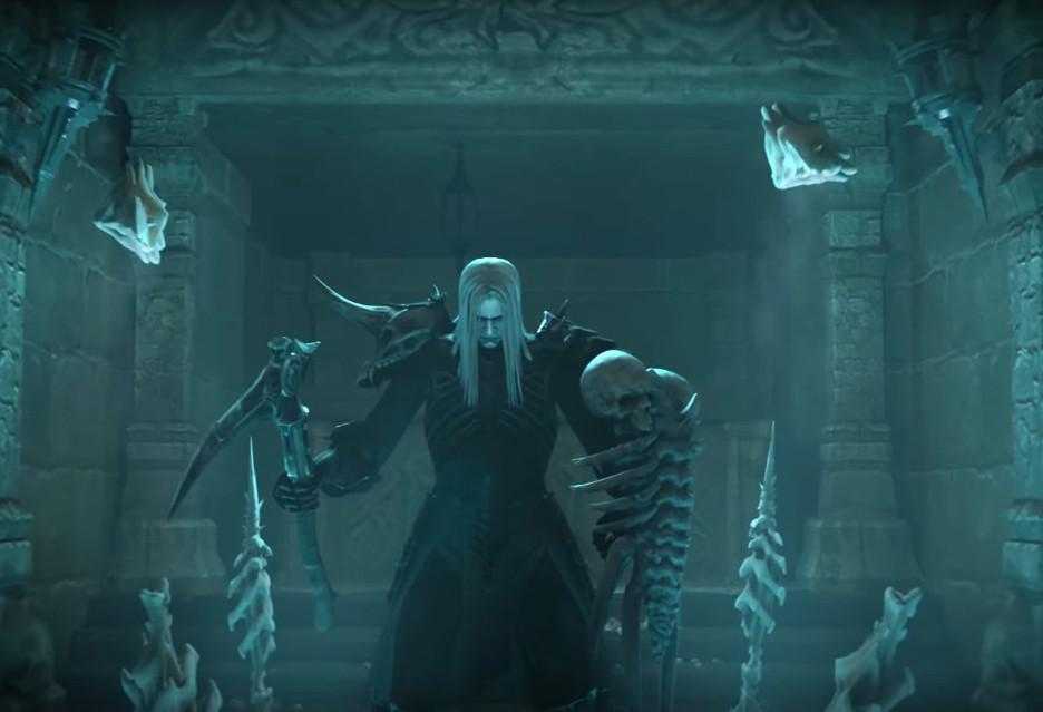 Diablo III - oto Nekromanta