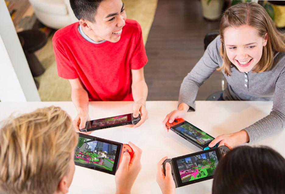 Nintendo Switch - 2,4 mln egzemplarzy w miesiąc