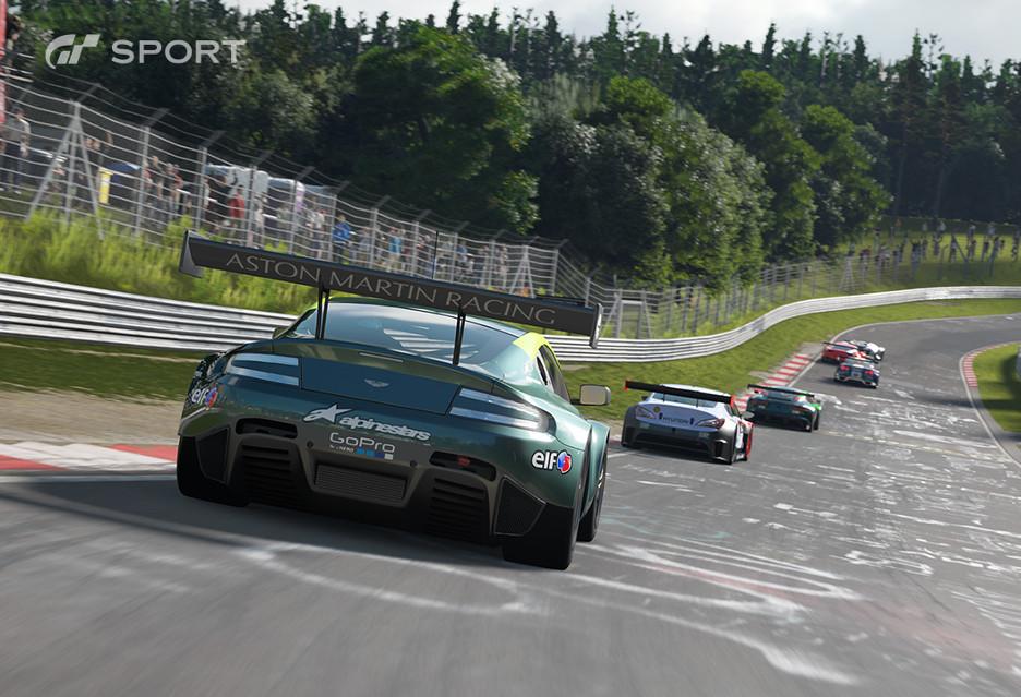 Gran Turismo Sport nabiera kształtów