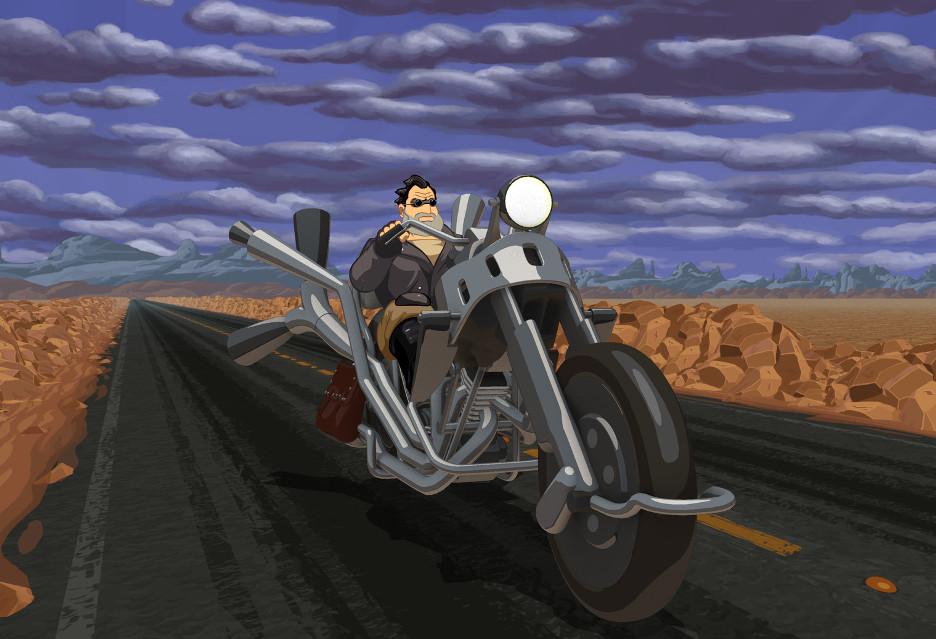 Dziś premiera Full Throttle Remastered - dobrze odgrzany kotlet
