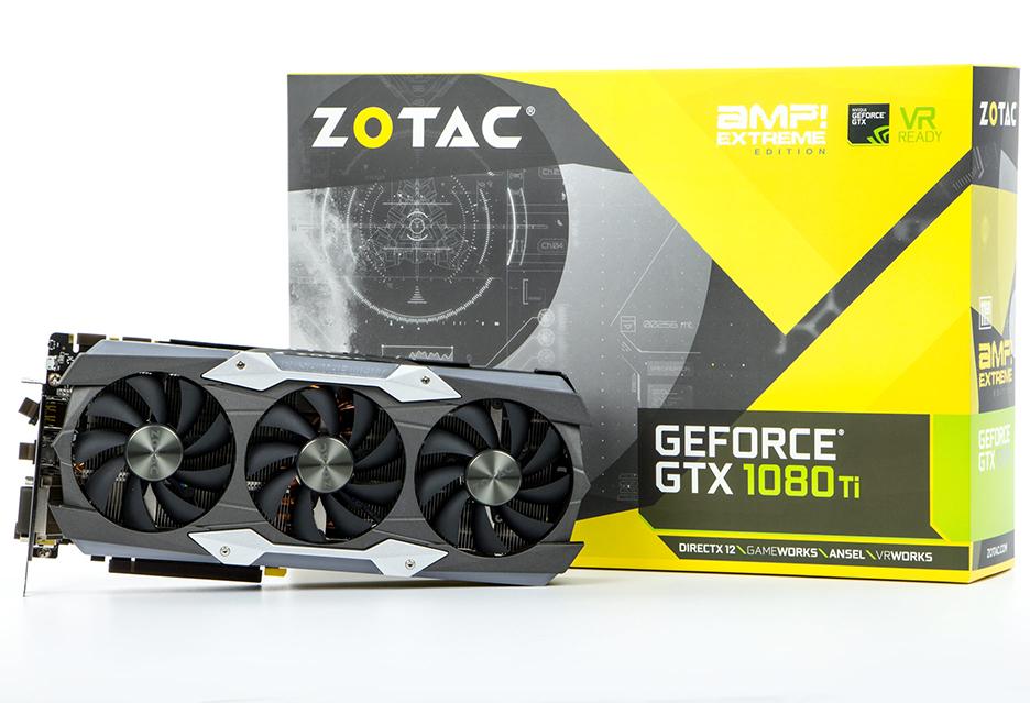 Zotac GeForce GTX 1080 Ti AMP EXTREME - mocy przybywaj! | zdjęcie 2