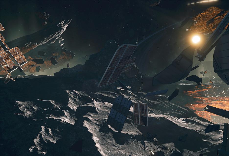 Detached - walka o przetrwanie w kosmosie rozpocznie się za miesiąc