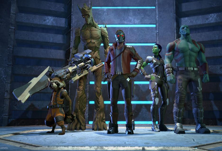 Strażnicy Galaktyki od Telltale Games - pierwsze oceny pierwszego odcinka