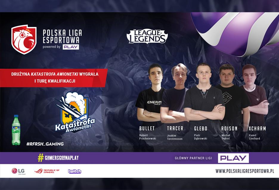 Dzisiaj ostatni dzień eliminacji turnieju League of Legends