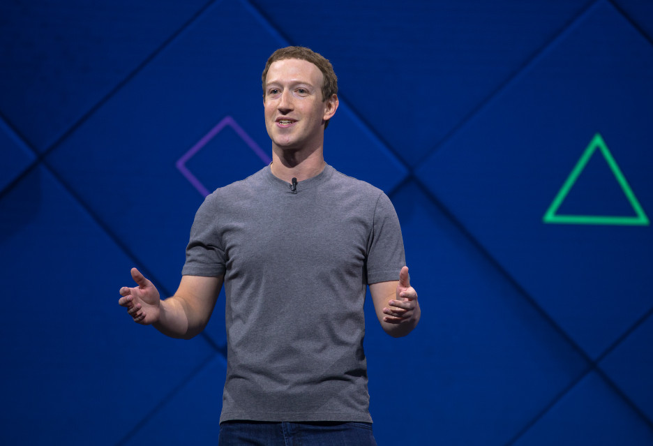 F8, czyli facebookowe dzisiaj i jutro