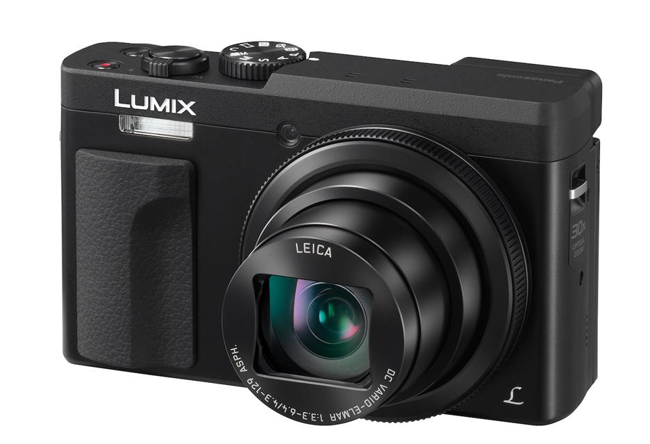 Kompakt dla podróżujących Panasonic Lumix TZ90 - nowy sensor i szybki AF