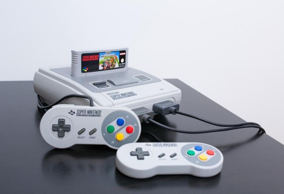 Nintendo pracuje nad SNES Mini - premiera jeszcze w tym roku