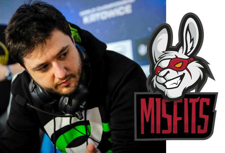 """Misfits ma nowego trenera - """"Peacemaker"""" przejmuje stery"""