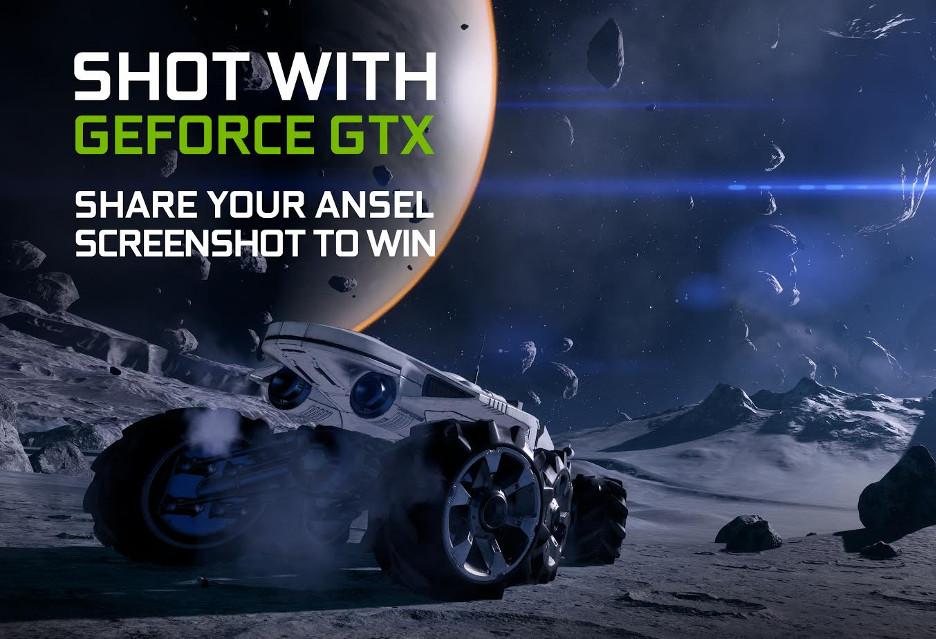 Zrób screena w Mass Effect: Andromeda i zgarnij komputer lub GTX 1080 Ti