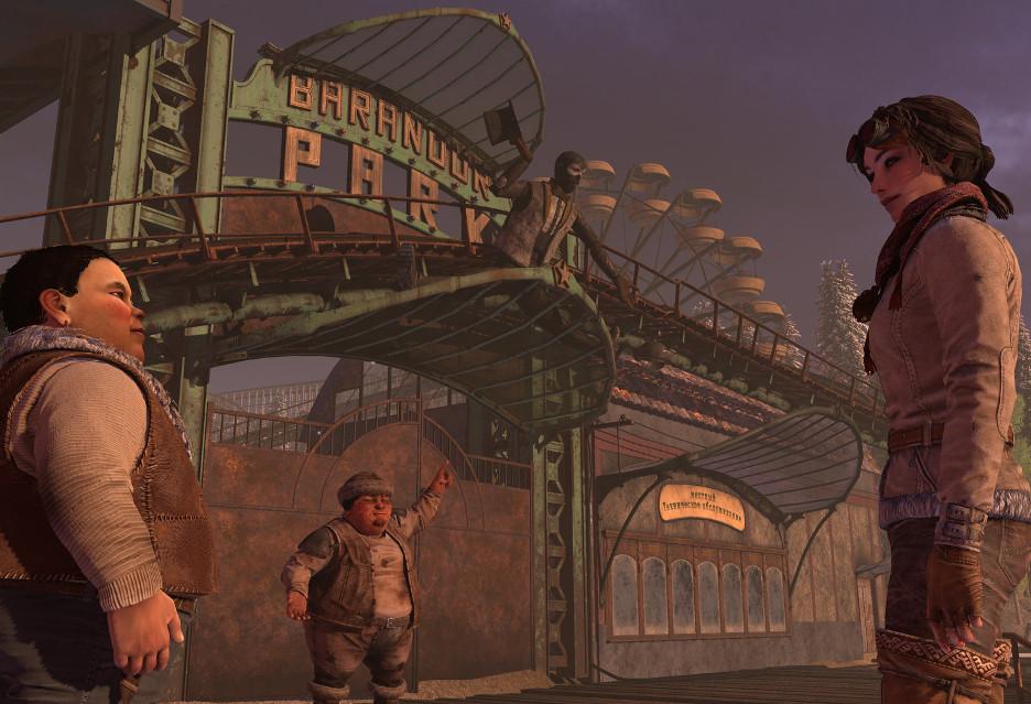 Dziś premiera gry Syberia 3 - jest i zwiastun
