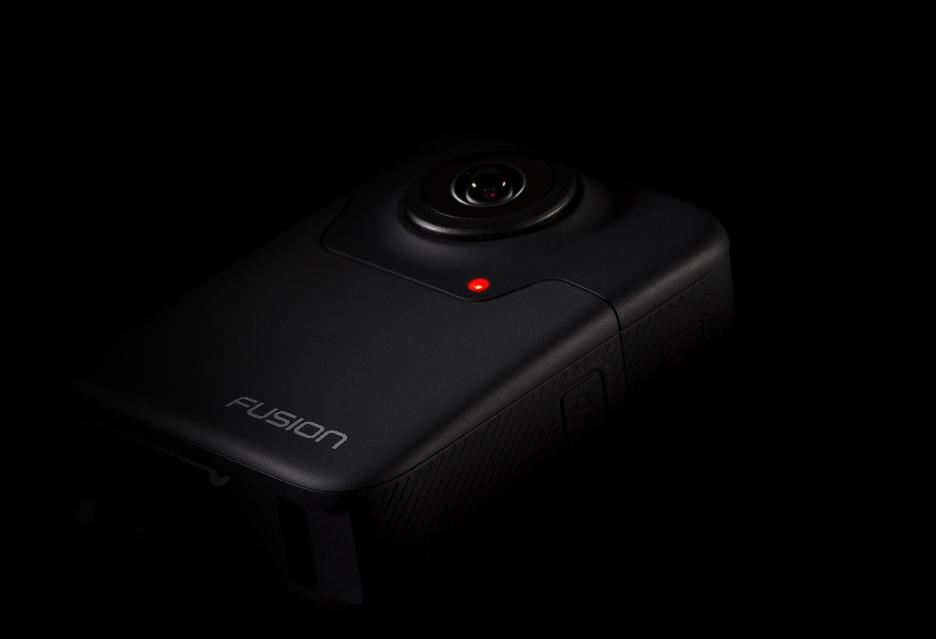 Kamera sferyczna GoPro Fusion - po raz pierwszy nie Hero, ale też odważnie