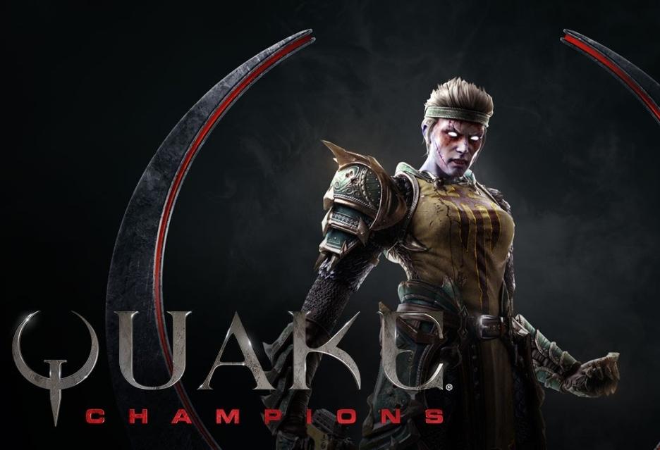Galena jest siłą, której nie można lekceważyć - nowy zwiastun Quake Champions