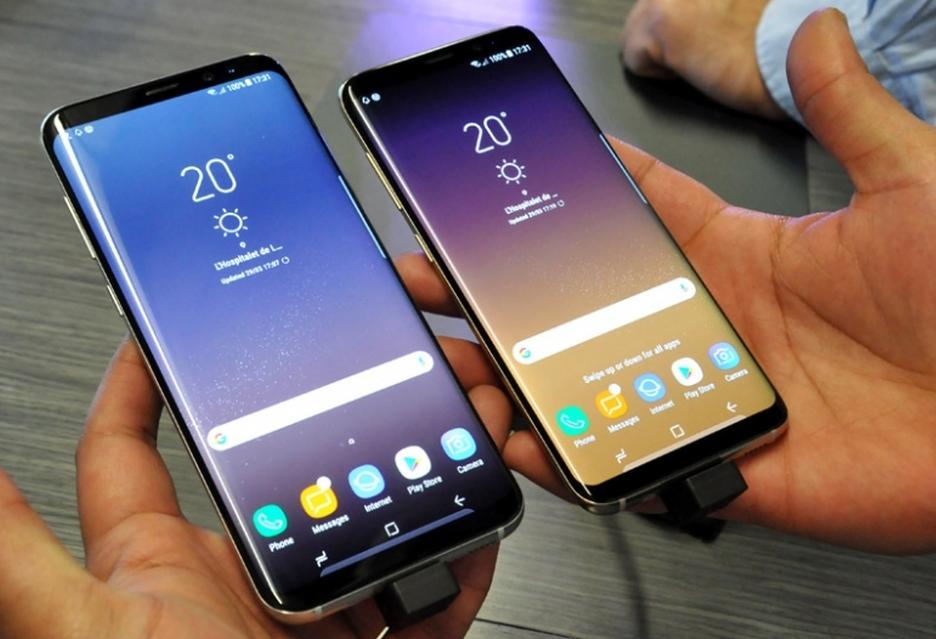 Oszacowano koszt produkcji jednego egzemplarza Galaxy S8