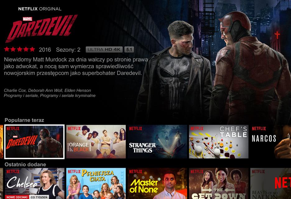 Netflix w 4K w przeglądarce - jak to zrobić jeśli jeszcze nie wiesz