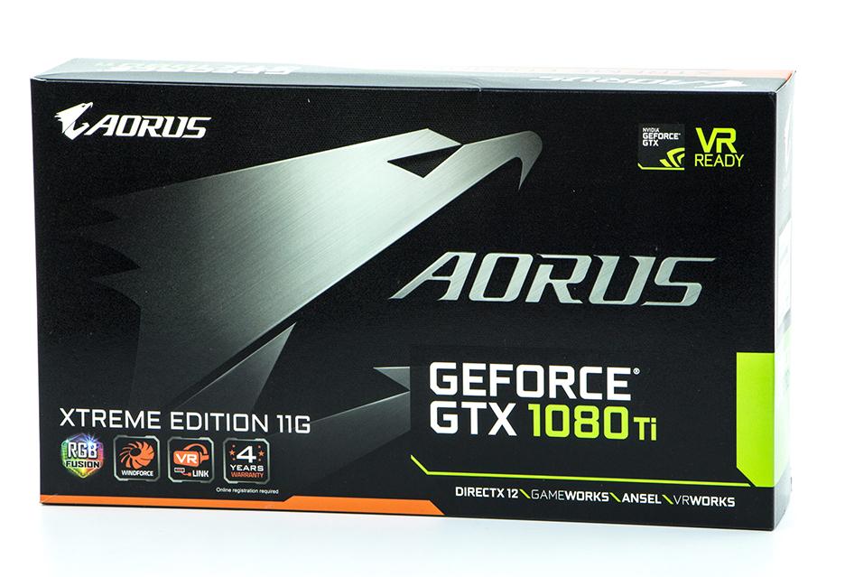 Gigabyte AORUS GeForce GTX 1080 Ti Xtreme Edition - ekstremalna zabawa | zdjęcie 1