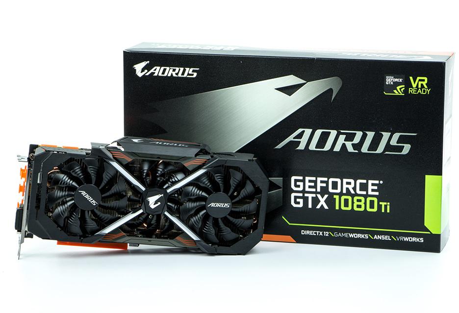 Gigabyte AORUS GeForce GTX 1080 Ti Xtreme Edition - ekstremalna zabawa | zdjęcie 2