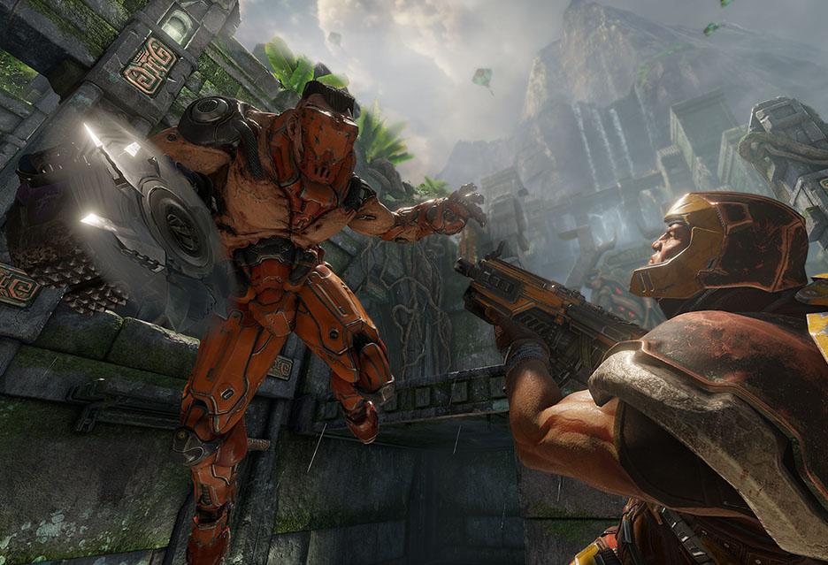 Quake Champions Beta - raport z pola bitwy + krótkie testy wydajności | zdjęcie 4