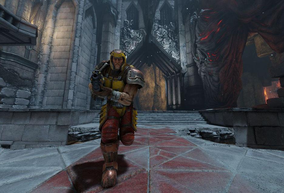 Quake Champions Beta - raport z pola bitwy + krótkie testy wydajności | zdjęcie 2