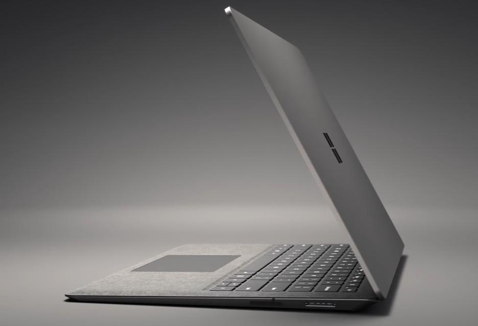 Surface Laptop - Microsoft prezentuje ciekawego laptopa za 999 dolarów [AKT.]