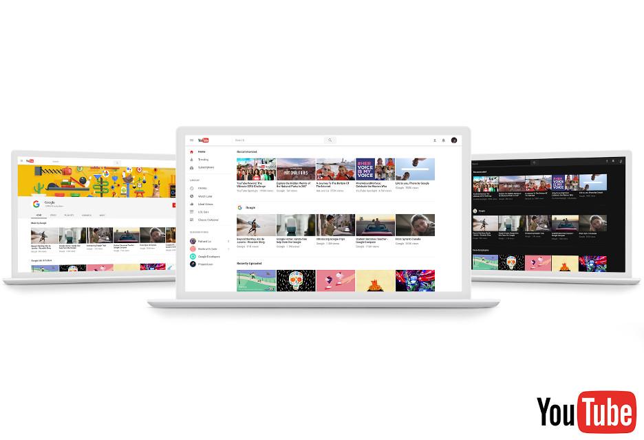 YouTube odświeżony - włącz nową wersję u siebie