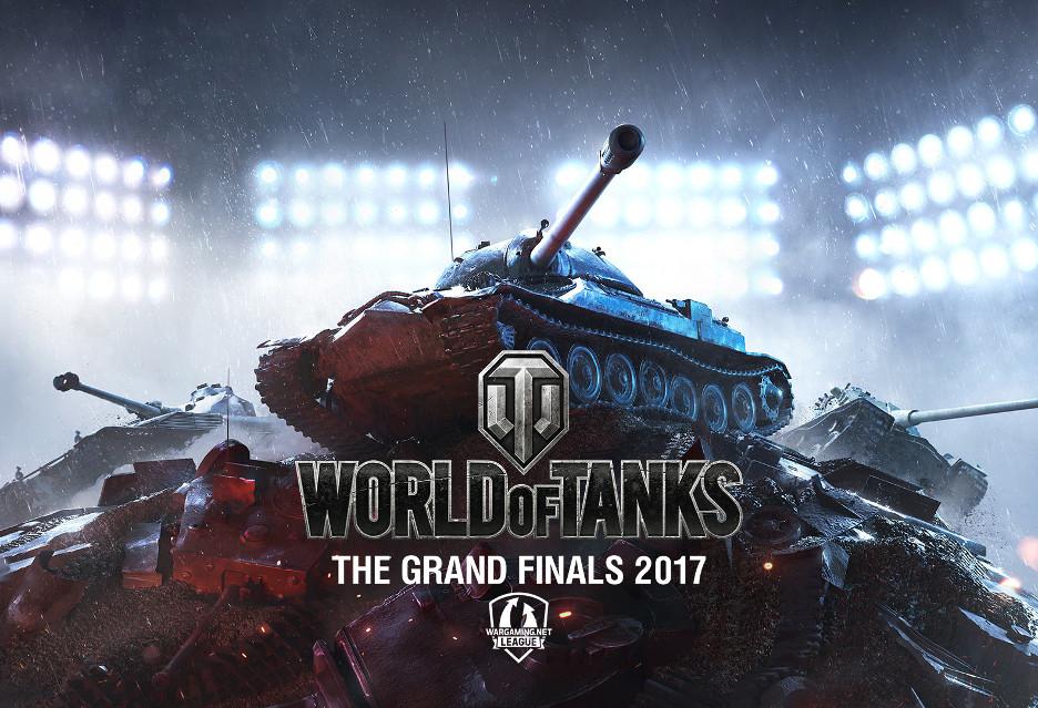 Czołgi na najwyższym poziomie - Grand Finals 2017 coraz bliżej