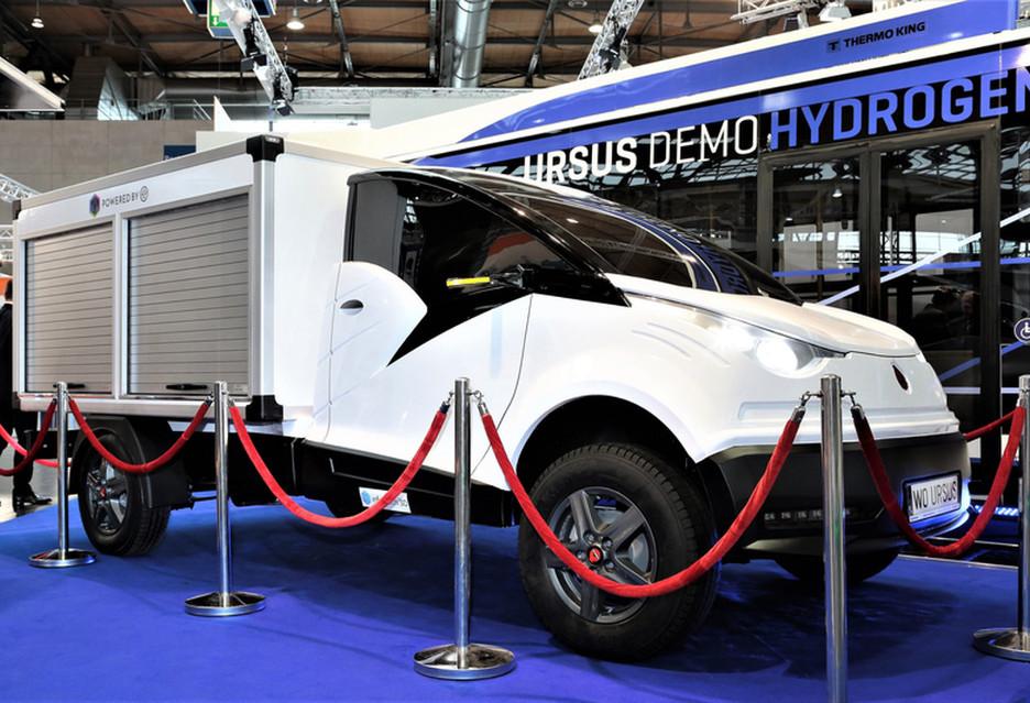 Ursus ELVI: polskie auto elektryczne [AKT.]