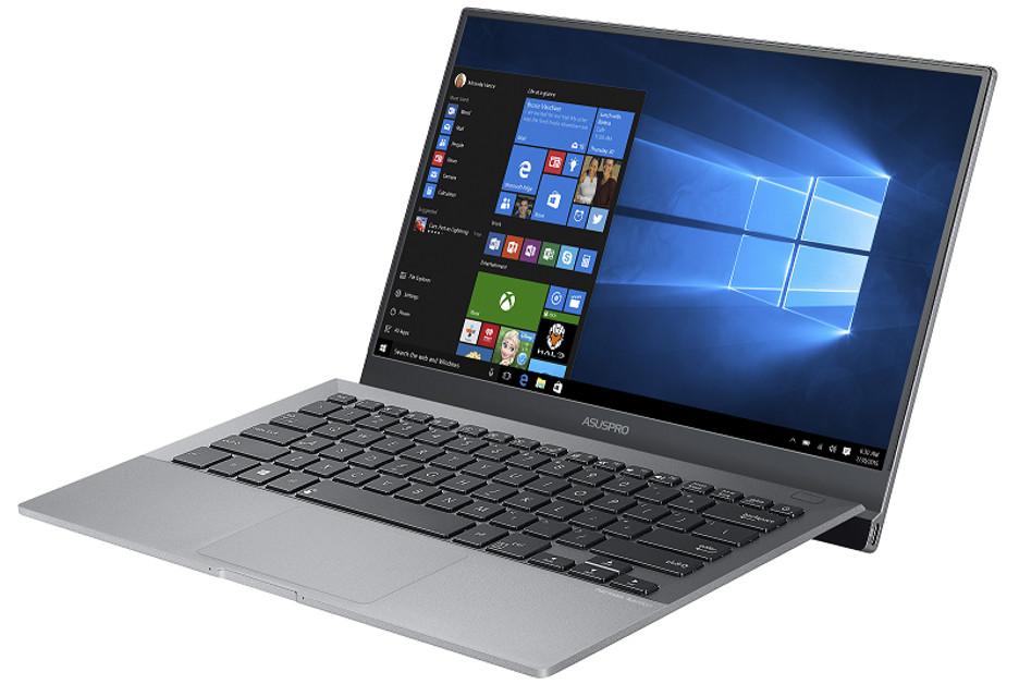 Lekki i smukły laptop biznesowy ASUSPRO B9440