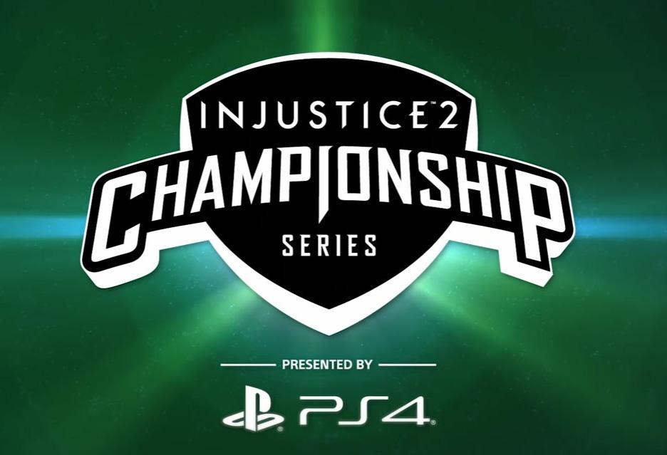 Injustice 2 na e-sportowej arenie