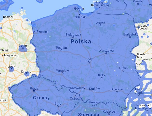 Samochody Google Street View znowu na polskich drogach