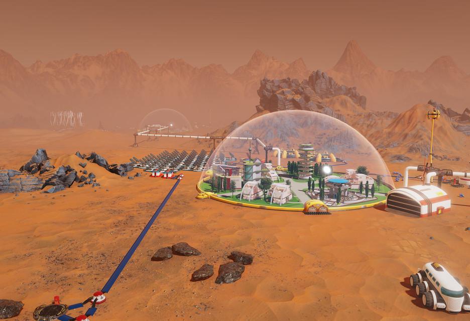 Twórcy Tropico zapraszają nas na Marsa