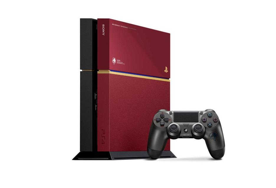Najciekawsze edycje limitowane konsoli Playstation 4 | zdjęcie 3
