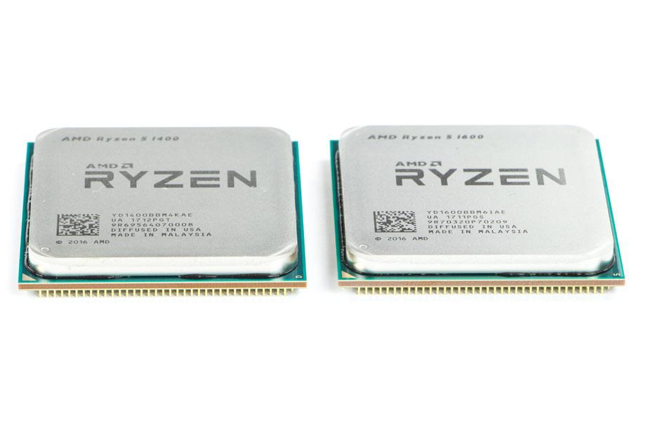 AMD Ryzen 5 1400 i 1600 – procesory na piątkę? | zdjęcie 3