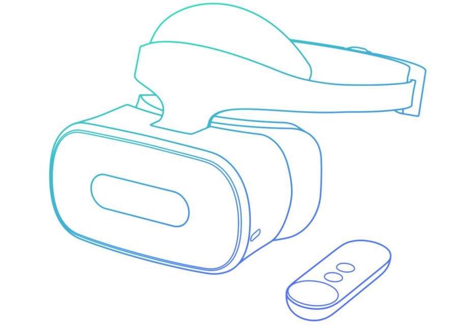 Gogle VR Daydream - Google daje technologię, Lenovo robi sprzęt