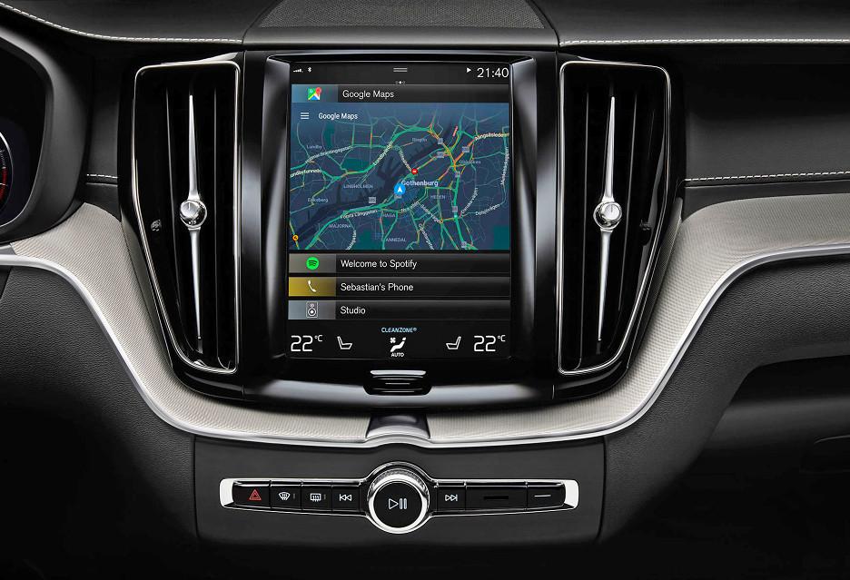 Android w samochodzie - tak wygląda